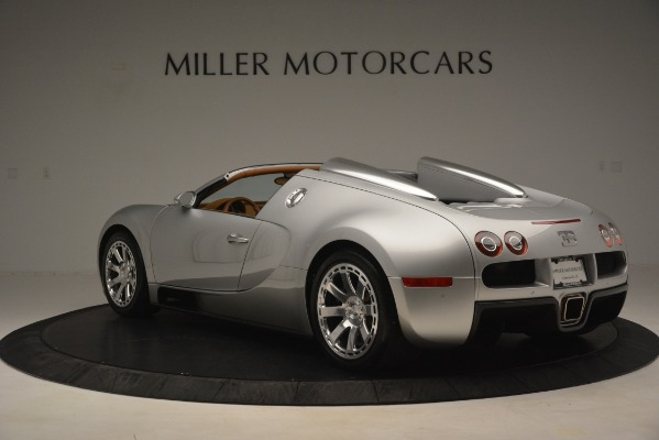 Used 2010 Bugatti Veyron 16.4 Grand Sport for sale Sold at Pagani of Greenwich in Greenwich CT 06830 6