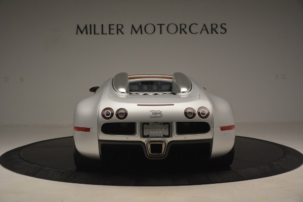 Used 2010 Bugatti Veyron 16.4 Grand Sport for sale Sold at Pagani of Greenwich in Greenwich CT 06830 7