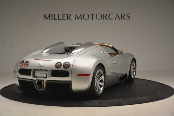Used 2010 Bugatti Veyron 16.4 Grand Sport for sale Sold at Pagani of Greenwich in Greenwich CT 06830 8