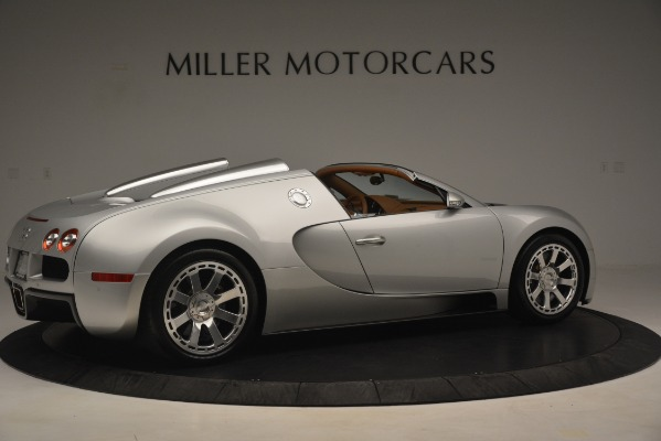 Used 2010 Bugatti Veyron 16.4 Grand Sport for sale Sold at Pagani of Greenwich in Greenwich CT 06830 9
