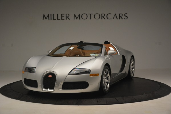 Used 2010 Bugatti Veyron 16.4 Grand Sport for sale Sold at Pagani of Greenwich in Greenwich CT 06830 1