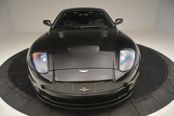Used 2004 Aston Martin V12 Vanquish for sale Sold at Pagani of Greenwich in Greenwich CT 06830 10