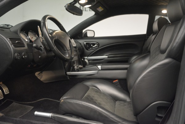 Used 2004 Aston Martin V12 Vanquish for sale Sold at Pagani of Greenwich in Greenwich CT 06830 12