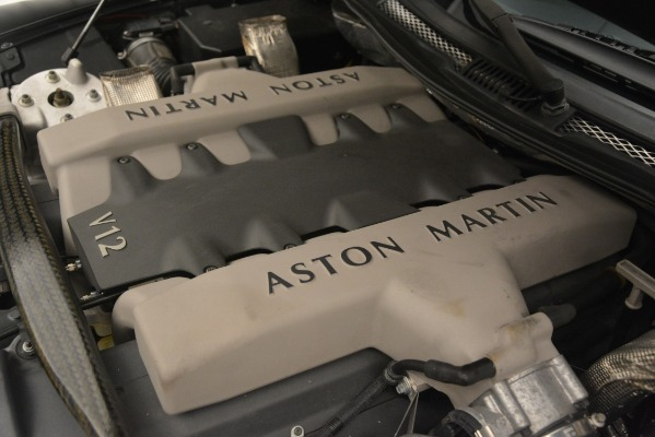 Used 2004 Aston Martin V12 Vanquish for sale Sold at Pagani of Greenwich in Greenwich CT 06830 21