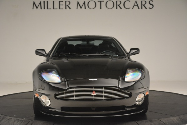 Used 2004 Aston Martin V12 Vanquish for sale Sold at Pagani of Greenwich in Greenwich CT 06830 5