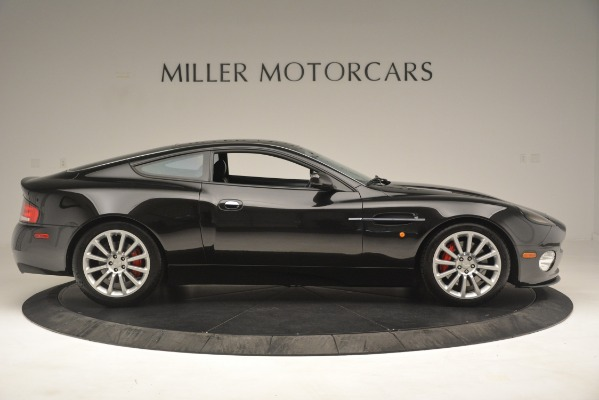Used 2004 Aston Martin V12 Vanquish for sale Sold at Pagani of Greenwich in Greenwich CT 06830 7