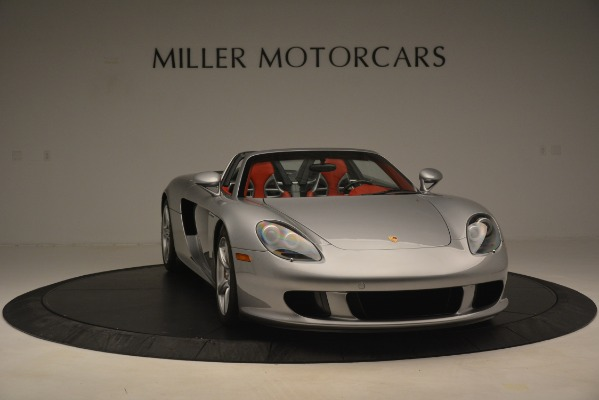 Used 2005 Porsche Carrera GT for sale Sold at Pagani of Greenwich in Greenwich CT 06830 13