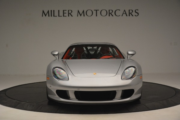 Used 2005 Porsche Carrera GT for sale Sold at Pagani of Greenwich in Greenwich CT 06830 14
