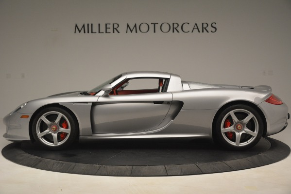 Used 2005 Porsche Carrera GT for sale Sold at Pagani of Greenwich in Greenwich CT 06830 16