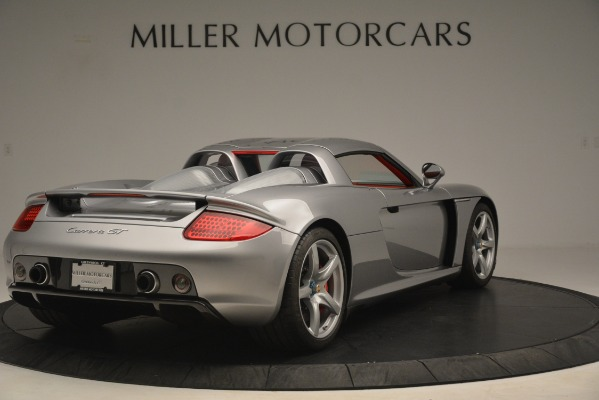 Used 2005 Porsche Carrera GT for sale Sold at Pagani of Greenwich in Greenwich CT 06830 18