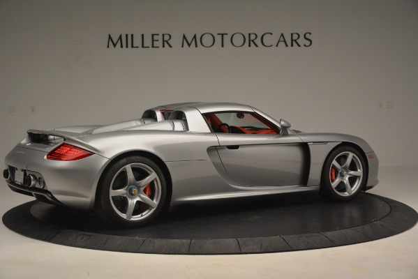 Used 2005 Porsche Carrera GT for sale Sold at Pagani of Greenwich in Greenwich CT 06830 19