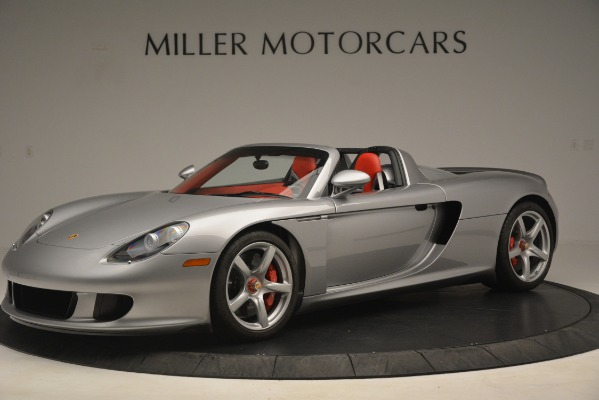 Used 2005 Porsche Carrera GT for sale Sold at Pagani of Greenwich in Greenwich CT 06830 2