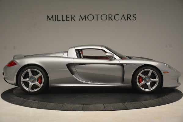 Used 2005 Porsche Carrera GT for sale Sold at Pagani of Greenwich in Greenwich CT 06830 20