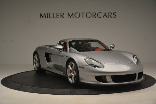 Used 2005 Porsche Carrera GT for sale Sold at Pagani of Greenwich in Greenwich CT 06830 21