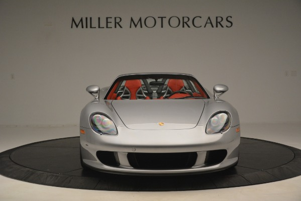 Used 2005 Porsche Carrera GT for sale Sold at Pagani of Greenwich in Greenwich CT 06830 22