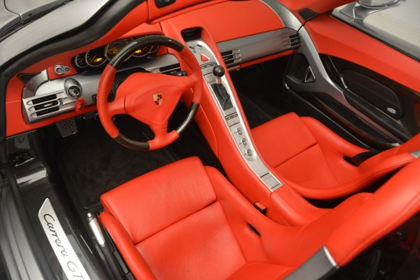 Used 2005 Porsche Carrera GT for sale Sold at Pagani of Greenwich in Greenwich CT 06830 23
