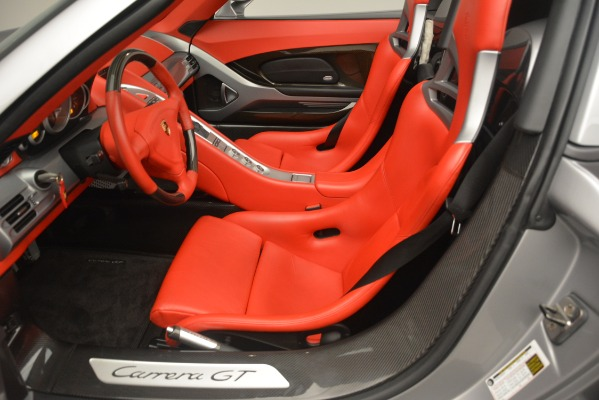 Used 2005 Porsche Carrera GT for sale Sold at Pagani of Greenwich in Greenwich CT 06830 24