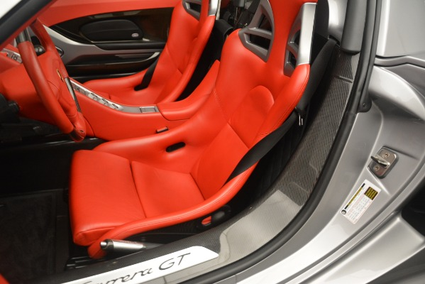 Used 2005 Porsche Carrera GT for sale Sold at Pagani of Greenwich in Greenwich CT 06830 25
