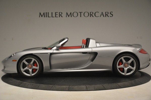 Used 2005 Porsche Carrera GT for sale Sold at Pagani of Greenwich in Greenwich CT 06830 3
