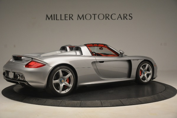 Used 2005 Porsche Carrera GT for sale Sold at Pagani of Greenwich in Greenwich CT 06830 8