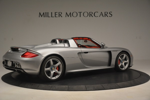 Used 2005 Porsche Carrera GT for sale Sold at Pagani of Greenwich in Greenwich CT 06830 9
