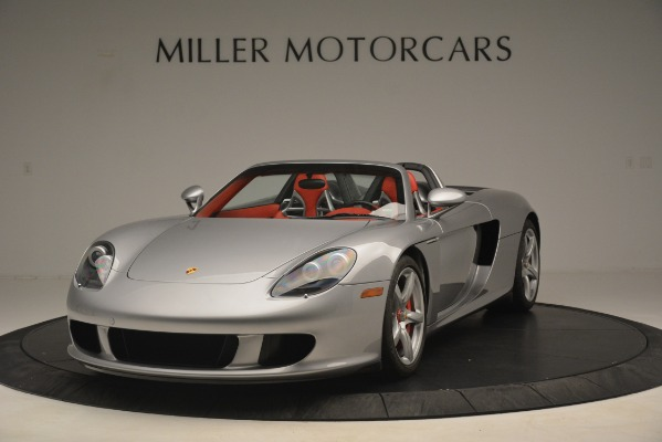 Used 2005 Porsche Carrera GT for sale Sold at Pagani of Greenwich in Greenwich CT 06830 1