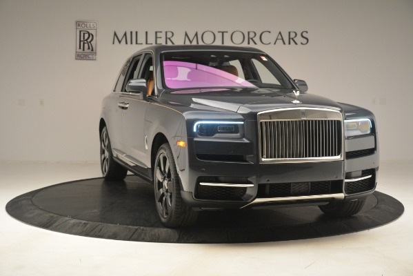 Used 2019 Rolls-Royce Cullinan for sale Sold at Pagani of Greenwich in Greenwich CT 06830 14