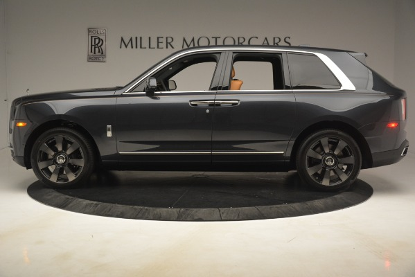 Used 2019 Rolls-Royce Cullinan for sale Sold at Pagani of Greenwich in Greenwich CT 06830 4