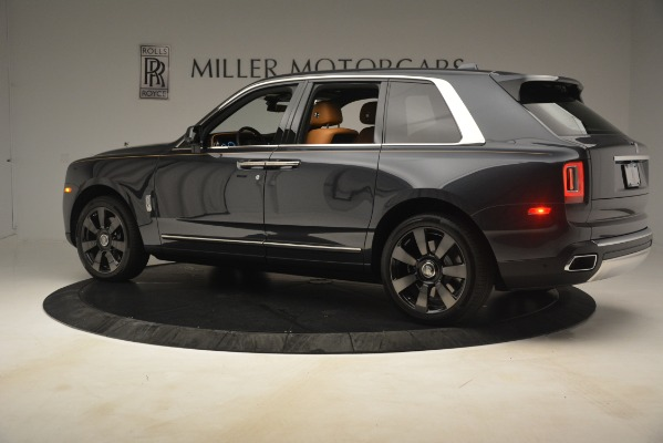 Used 2019 Rolls-Royce Cullinan for sale Sold at Pagani of Greenwich in Greenwich CT 06830 5
