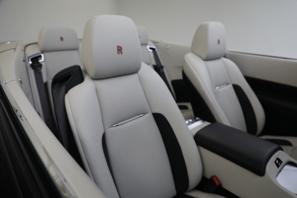 Used 2019 Rolls-Royce Dawn for sale $379,900 at Pagani of Greenwich in Greenwich CT 06830 20