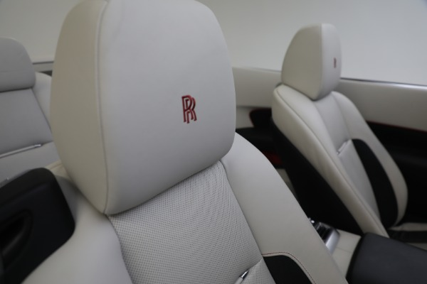 Used 2019 Rolls-Royce Dawn for sale $379,900 at Pagani of Greenwich in Greenwich CT 06830 27