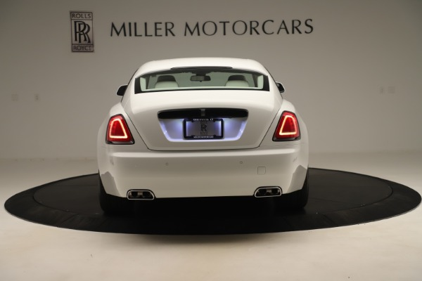 New 2019 Rolls-Royce Wraith for sale Sold at Pagani of Greenwich in Greenwich CT 06830 5