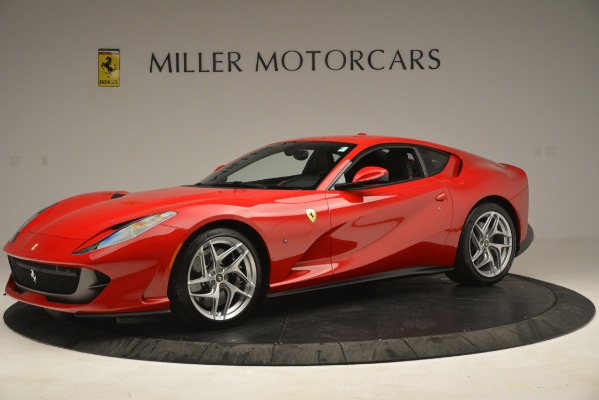 Used 2018 Ferrari 812 Superfast for sale Sold at Pagani of Greenwich in Greenwich CT 06830 2