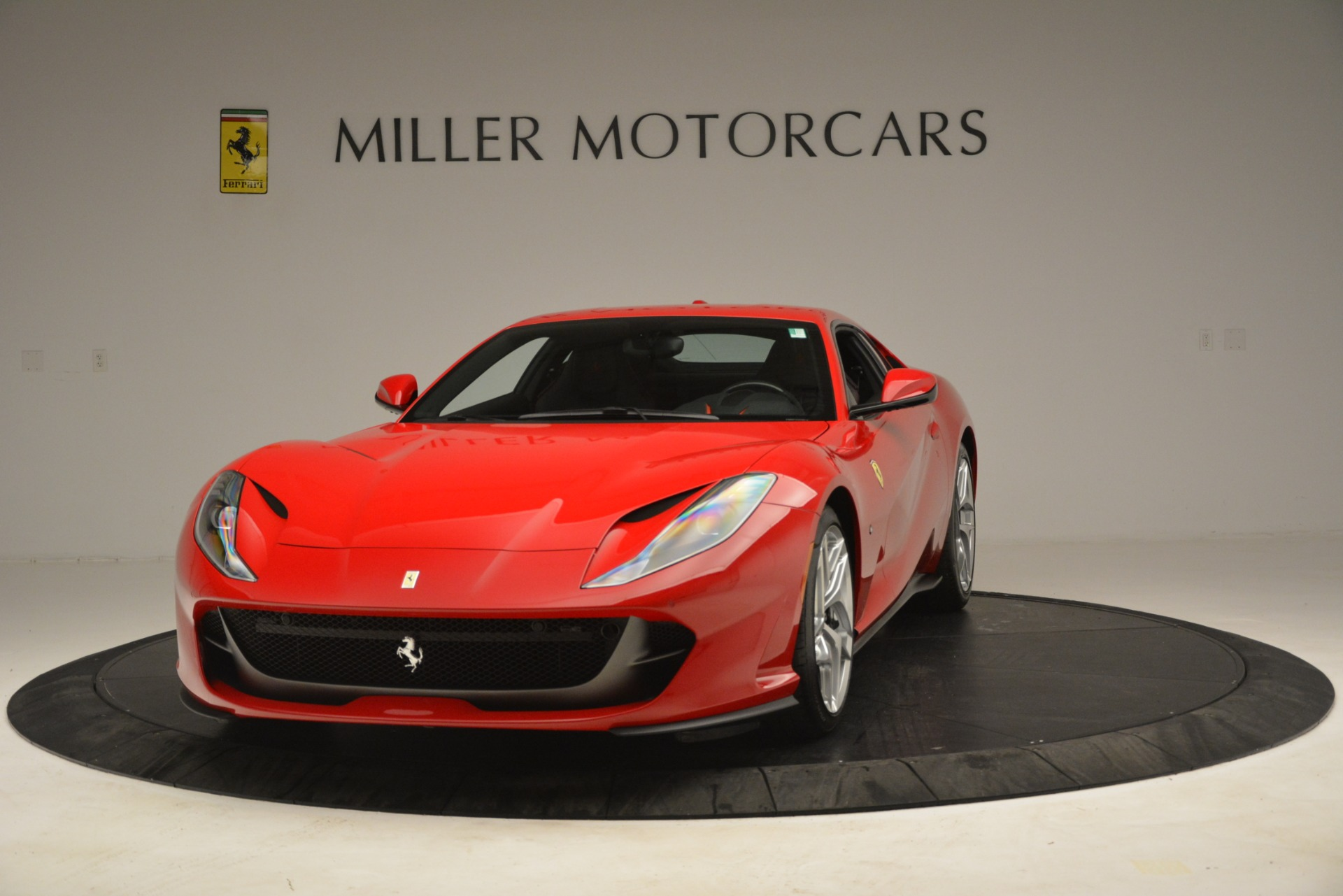 Used 2018 Ferrari 812 Superfast for sale Sold at Pagani of Greenwich in Greenwich CT 06830 1