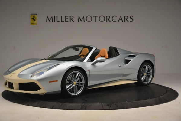 Used 2018 Ferrari 488 Spider for sale Sold at Pagani of Greenwich in Greenwich CT 06830 2