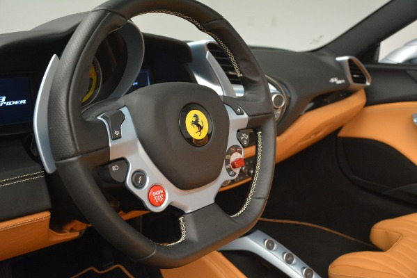 Used 2018 Ferrari 488 Spider for sale Sold at Pagani of Greenwich in Greenwich CT 06830 27