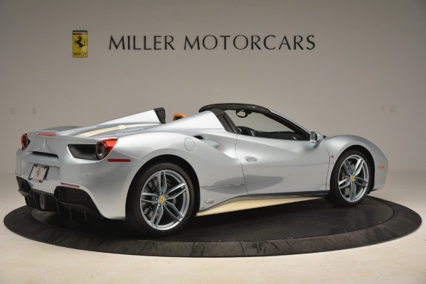 Used 2018 Ferrari 488 Spider for sale Sold at Pagani of Greenwich in Greenwich CT 06830 8