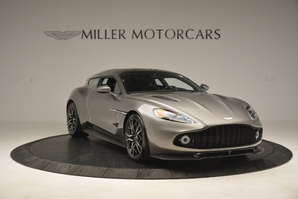 New 2019 Aston Martin Vanquish Zagato Shooting Brake for sale Sold at Pagani of Greenwich in Greenwich CT 06830 11