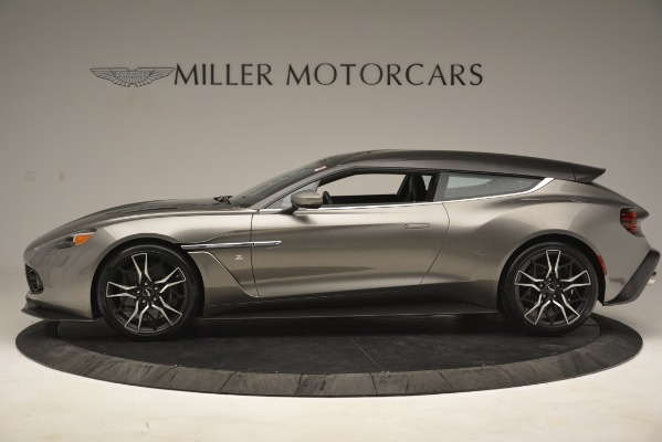 New 2019 Aston Martin Vanquish Zagato Shooting Brake for sale Sold at Pagani of Greenwich in Greenwich CT 06830 2