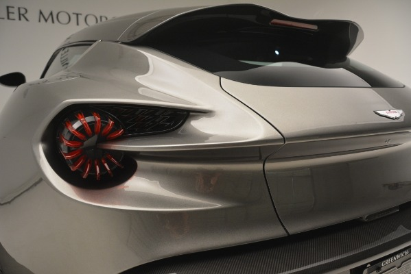New 2019 Aston Martin Vanquish Zagato Shooting Brake for sale Sold at Pagani of Greenwich in Greenwich CT 06830 25