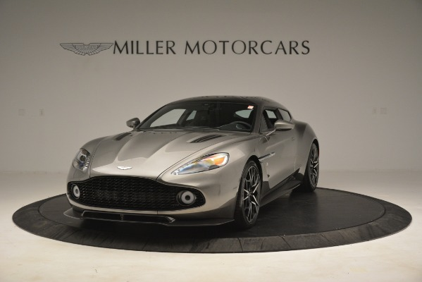 New 2019 Aston Martin Vanquish Zagato Shooting Brake for sale Sold at Pagani of Greenwich in Greenwich CT 06830 3