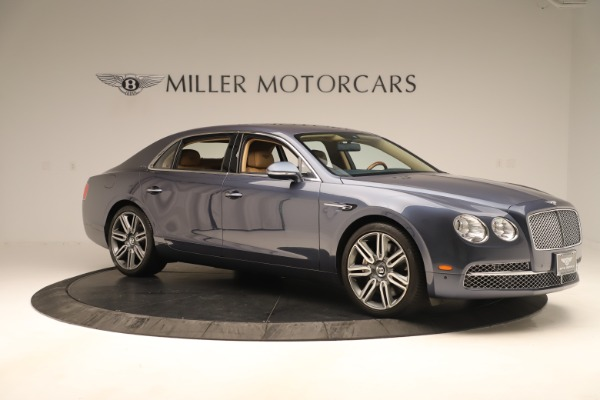 Used 2016 Bentley Flying Spur W12 for sale Sold at Pagani of Greenwich in Greenwich CT 06830 11