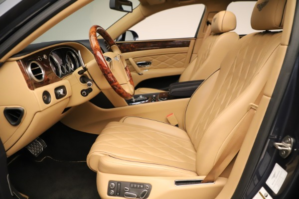 Used 2016 Bentley Flying Spur W12 for sale Sold at Pagani of Greenwich in Greenwich CT 06830 18