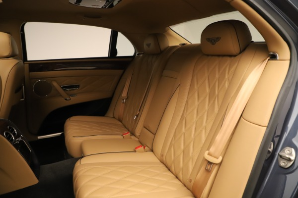 Used 2016 Bentley Flying Spur W12 for sale Sold at Pagani of Greenwich in Greenwich CT 06830 23