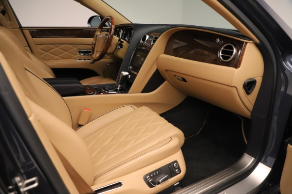 Used 2016 Bentley Flying Spur W12 for sale Sold at Pagani of Greenwich in Greenwich CT 06830 26
