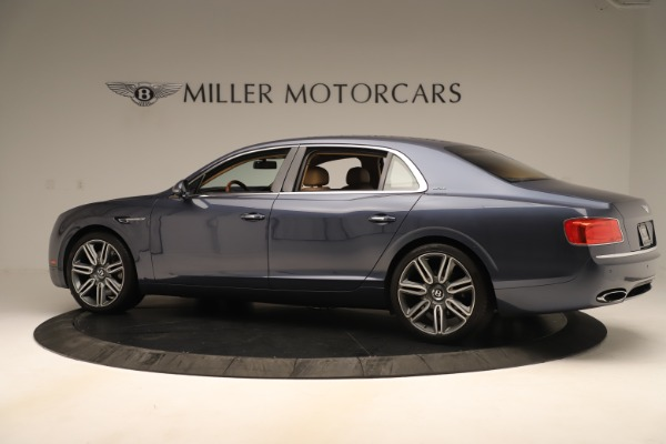 Used 2016 Bentley Flying Spur W12 for sale Sold at Pagani of Greenwich in Greenwich CT 06830 4