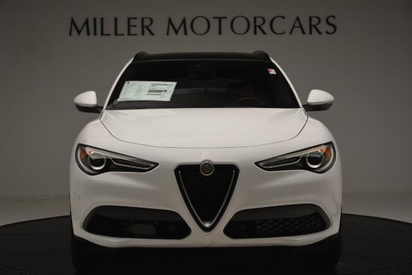 New 2019 Alfa Romeo Stelvio Ti Sport Q4 for sale Sold at Pagani of Greenwich in Greenwich CT 06830 10