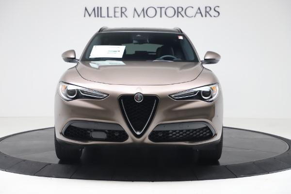 New 2019 Alfa Romeo Stelvio Ti Sport Q4 for sale Sold at Pagani of Greenwich in Greenwich CT 06830 12