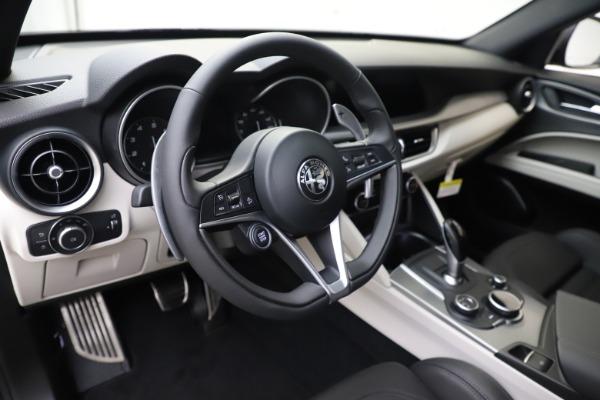 New 2019 Alfa Romeo Stelvio Ti Sport Q4 for sale Sold at Pagani of Greenwich in Greenwich CT 06830 13