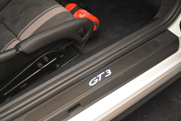 Used 2018 Porsche 911 GT3 for sale Sold at Pagani of Greenwich in Greenwich CT 06830 14